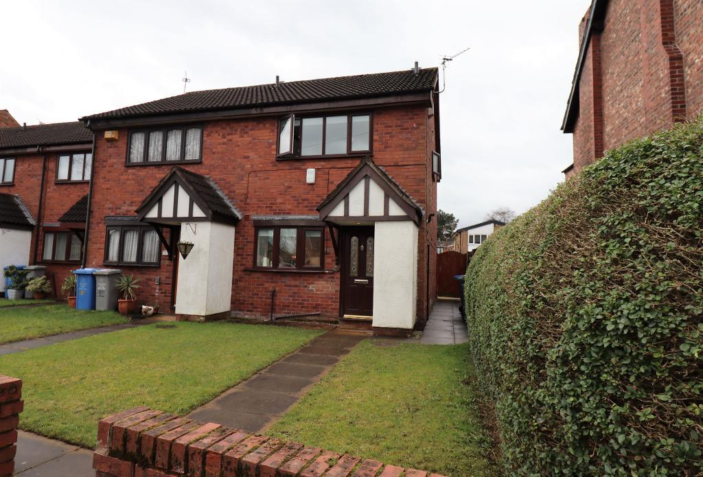 2 Bed End Terraced Property for Sale in Sale, M33 6LH