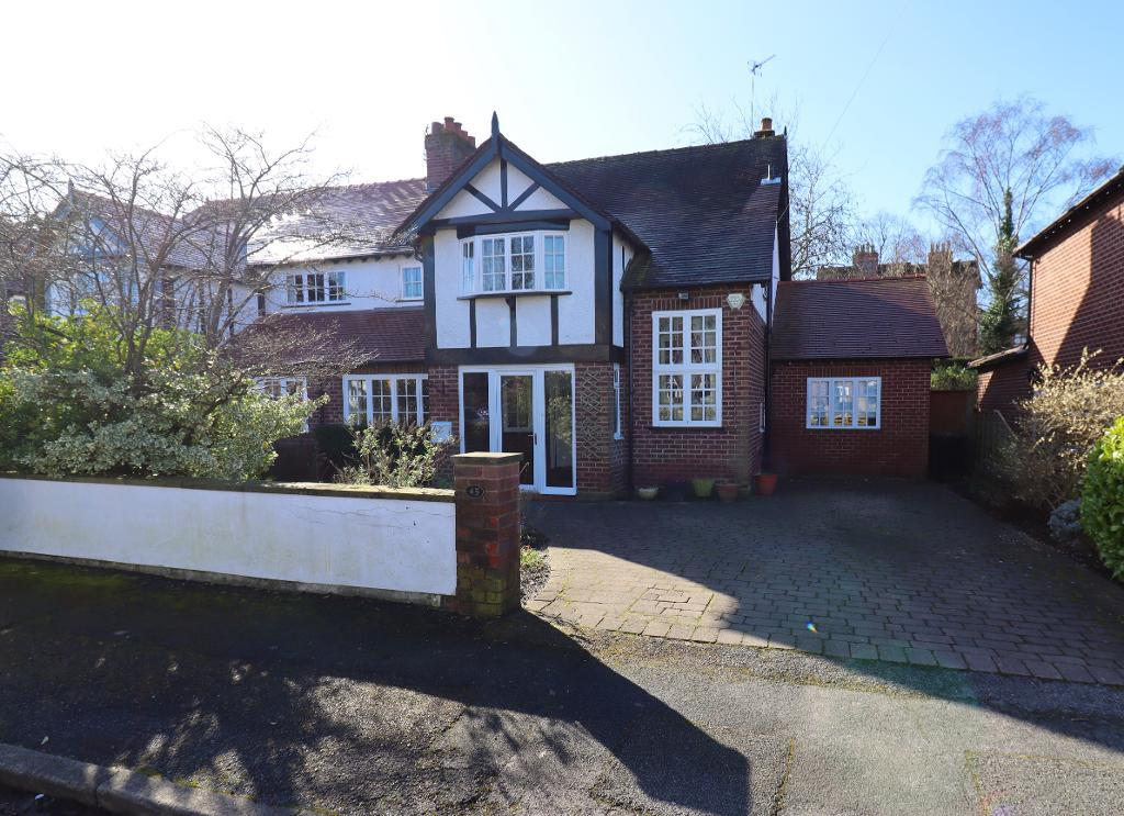4 Bed Semi-Detached Property for Sale in Hale, WA15 9PN