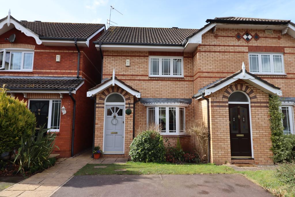 2 Bed Semi-Detached Property for Sale in Wilmslow, SK9 2GB