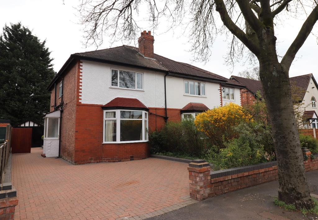 3 Bed Semi-Detached Property for Sale in Sale, M33 4AP