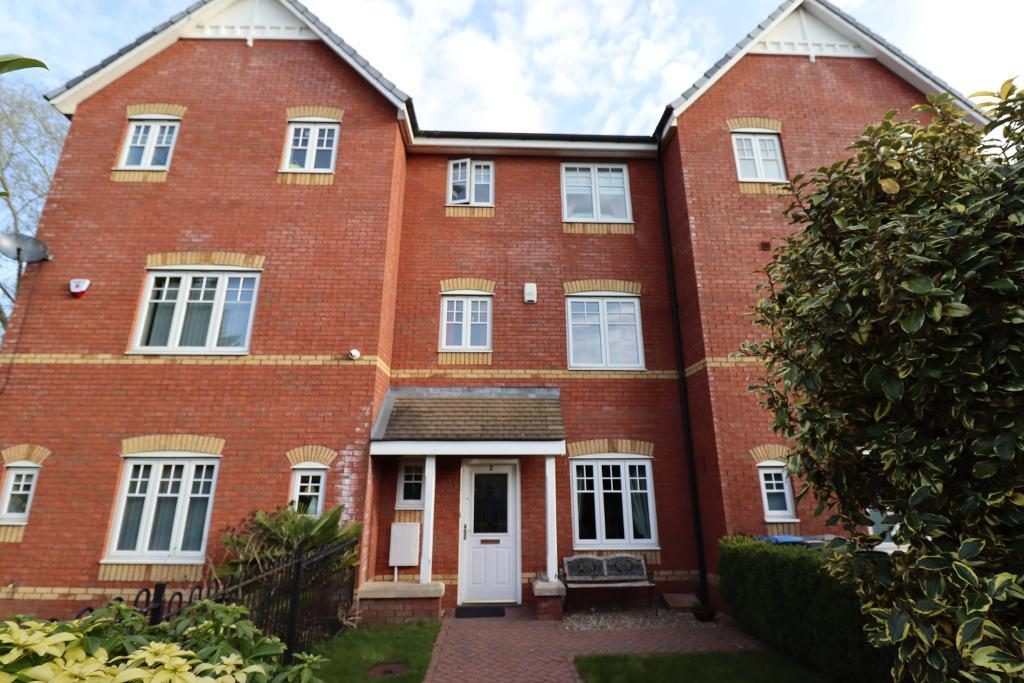 3 Bed Town house Property for Sale in Altrincham, WA15 8WE